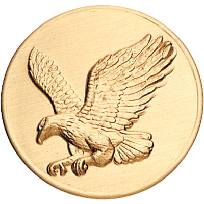 Hunting Eagle Medal