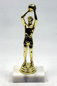 Value Basketball Trophy