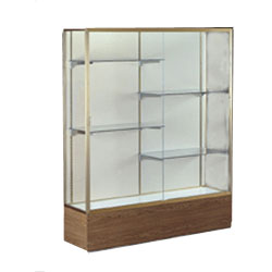Reliant Series Case with Oak Base
