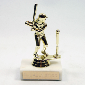 Basic T-Ball Trophy