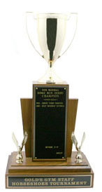 Twenty Year Perpetual Trophy