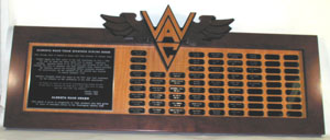 Custom Plaque with Logo