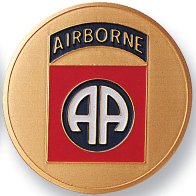 82nd Airborne Division Medal
