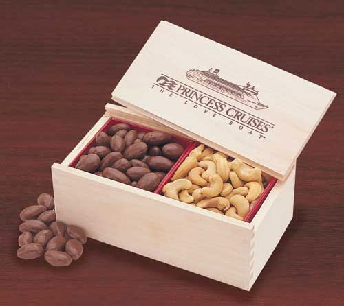 Chocolate Almonds & Cashews Collectors Box