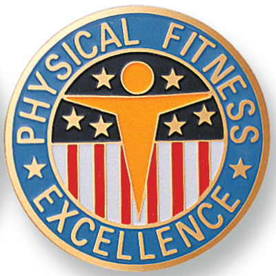 us army physical fitness medal