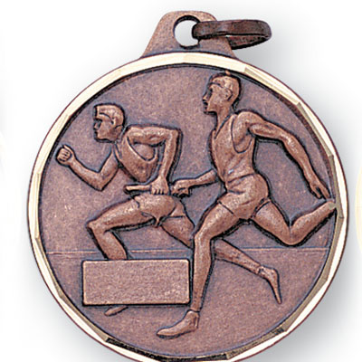 Male Relay Track Medal (1¼)