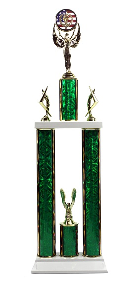 Two Poster Team Trophy