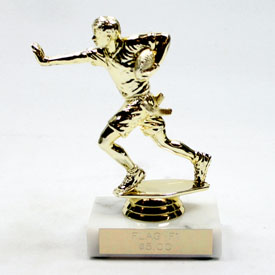 Junior Value Flag Football Trophy