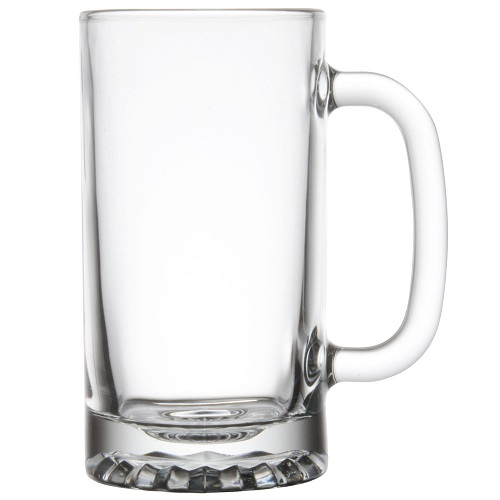 16 Oz. Glass Mug