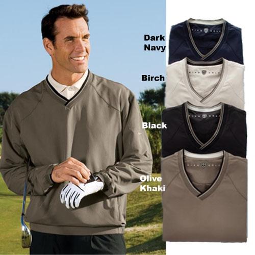 aa34e9f9e0e1 Nike Golf V Neck Wind Shirt