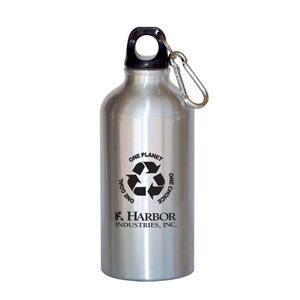 Aluminum Water Bottle 16 Ounces