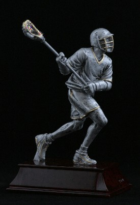 Lacrosse Male Trophy