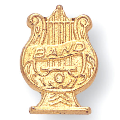 Music Band Pin