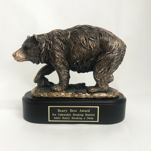 Bear Sculpture Award