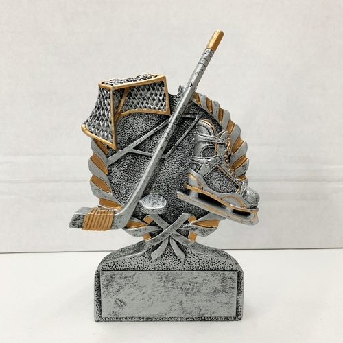 Hockey Resin Wreath Trophy