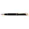 Ideal Black Fountain Pen