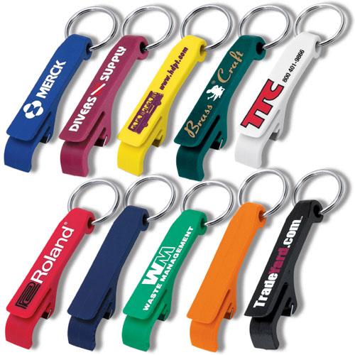 color mini bottle can opener keychain promotional giveaways. Black Bedroom Furniture Sets. Home Design Ideas