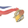 Basketball Standup Medal