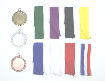 M93 Medal Frames and Ribbon Colors
