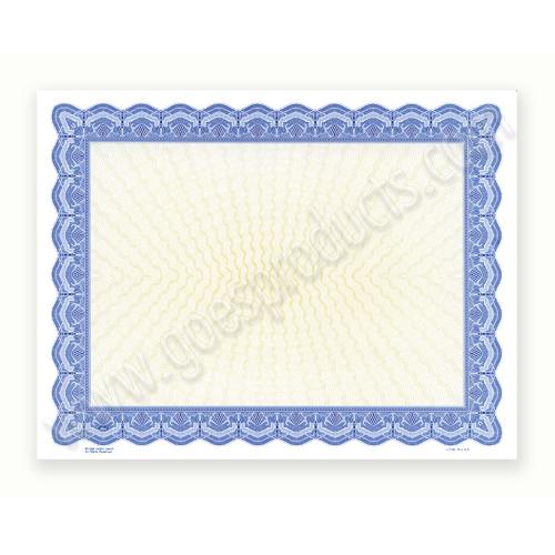 Pics Photos - Blank Award Certificate
