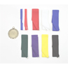 Gold Medal and Ribbon Colors