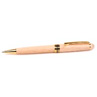 Wooden Illusion Twist Action Ballpoint Pen