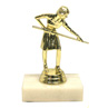 Pool Player Trophy