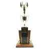 Twelve Year Perpetual Trophy with Figure