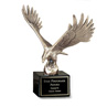Majestic Eagle Award with Black Marble Base