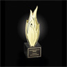24K Gold Flame Award