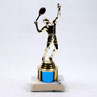Value Tennis Trophy with 1