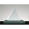 Triangle Beveled Glass Award